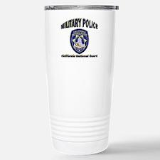 California National Guard MP Travel Mug