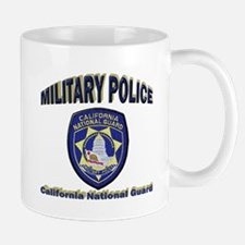 California National Guard MP Mug