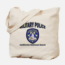 California National Guard MP Tote Bag