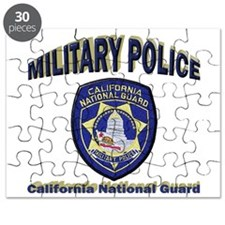 California National Guard MP Puzzle