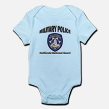 California National Guard MP Infant Bodysuit