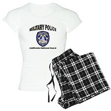 California National Guard MP Pajamas