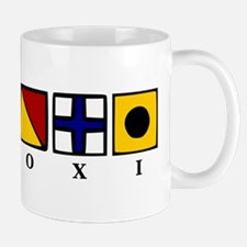 Nautical Biloxi Mug
