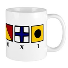 Nautical Biloxi Mug