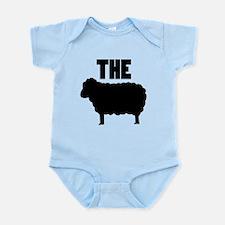 The Black Sheep Infant Bodysuit