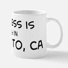 Sausalito - Happiness Mug