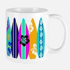 Surfboards Mug