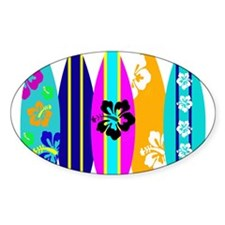 Surfboards Decal