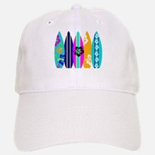 Surfboards Baseball Baseball Cap