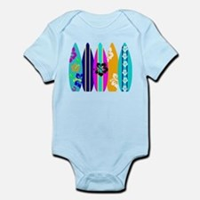 Surfboards Infant Bodysuit