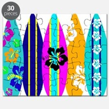 Surfboards Puzzle