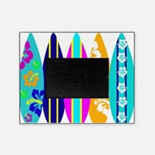 Surfboards Picture Frame