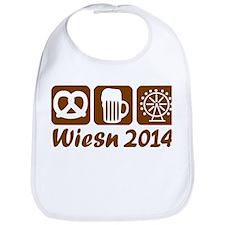 Oktoberfest Wiesn 2014 Bib