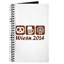 Oktoberfest Wiesn 2014 Journal