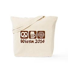 Oktoberfest Wiesn 2014 Tote Bag