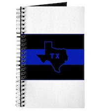 Thin Blue Line - Texas Journal