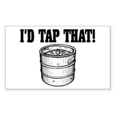 Is Tap That (keg) Stickers