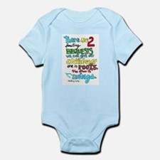 Roots & Wings Onesie