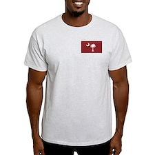 South Carolina Palmetto Flag T-Shirt