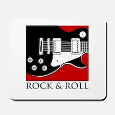 Rock & Roll Mousepad