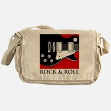 Rock & Roll Messenger Bag