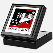 Rock & Roll Keepsake Box