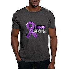Lupus Awareness Flower T-Shirt