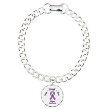 Hope Love Strength Lupus Bracelet