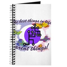 Best Things aren't things Journal