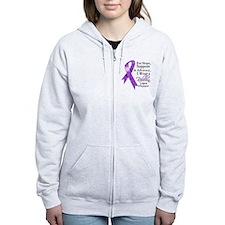 Hope Support Lupus Zip Hoody