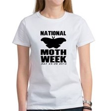 National Moth Week 2012 T-Shirt
