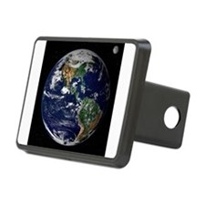 High Resolution EARTH From Space Hitch Cover