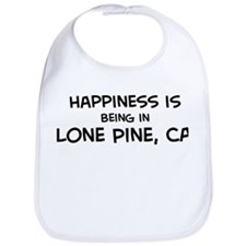 Lone Pine - Happiness Bib