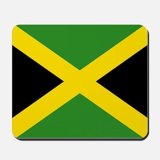 Jamaican Flag Mousepad