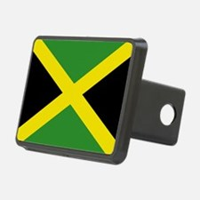 Jamaican Flag Hitch Cover