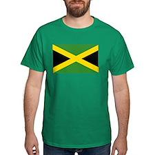 Jamaican Flag T-Shirt