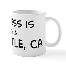 Newcastle - Happiness Mug