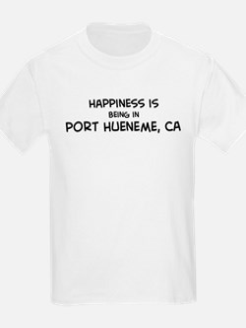 Port Hueneme - Happiness Kids T-Shirt