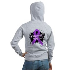 Fighting Back Lupus Zip Hoody