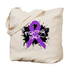 Fighting Back Lupus Tote Bag