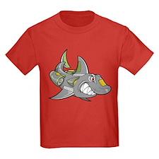 Robot Shark T