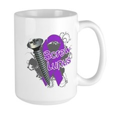 Screw Lupus Mug