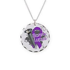 Screw Lupus Necklace