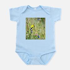 American Goldfinch Infant Bodysuit