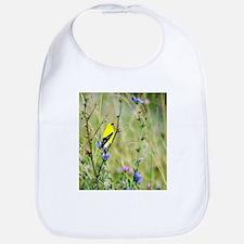 American Goldfinch Bib
