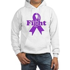 Fight Lupus Ribbon Jumper Hoody