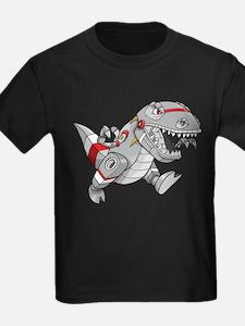 Dinosaur Robot T