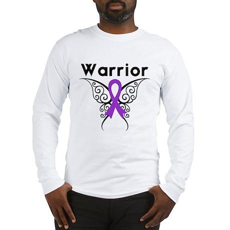 Lupus Warrior Long Sleeve T-Shirt