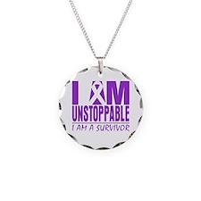 Unstoppable Survivor Lupus Necklace