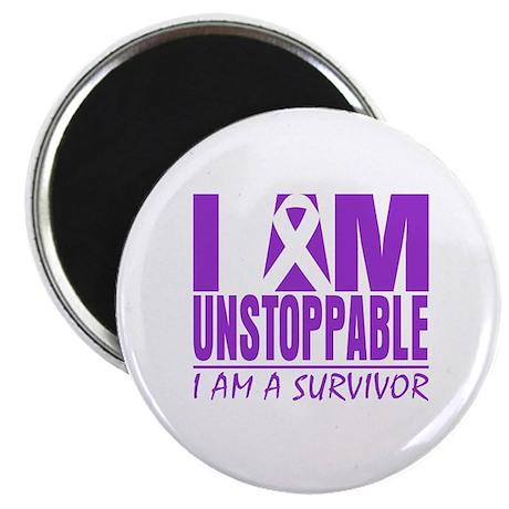 Unstoppable Survivor Lupus Magnet